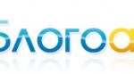 BlogoArt.ru — дизайн и верстка для блогов на WordPress и Drupal