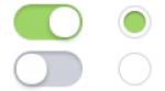 Стилизация чекбоксов и радиокнопок на чистом CSS с фолбеком для старых браузеров