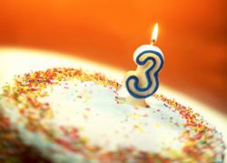 Блогу Димокса исполнилось 3 года!